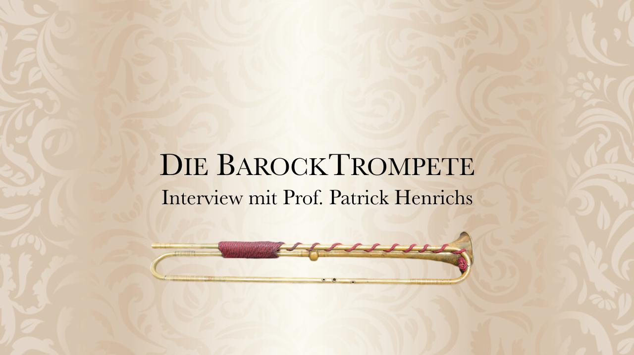 Interview: Die BarockTrompete