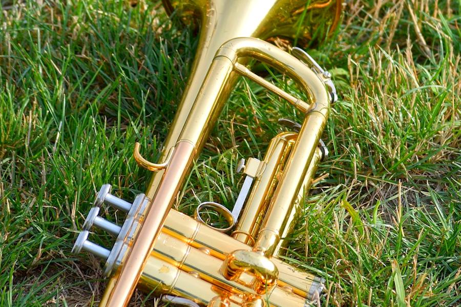 Trompete lernen ist auch Denkarbeit