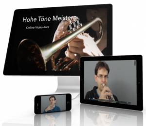 trompete hohe töne