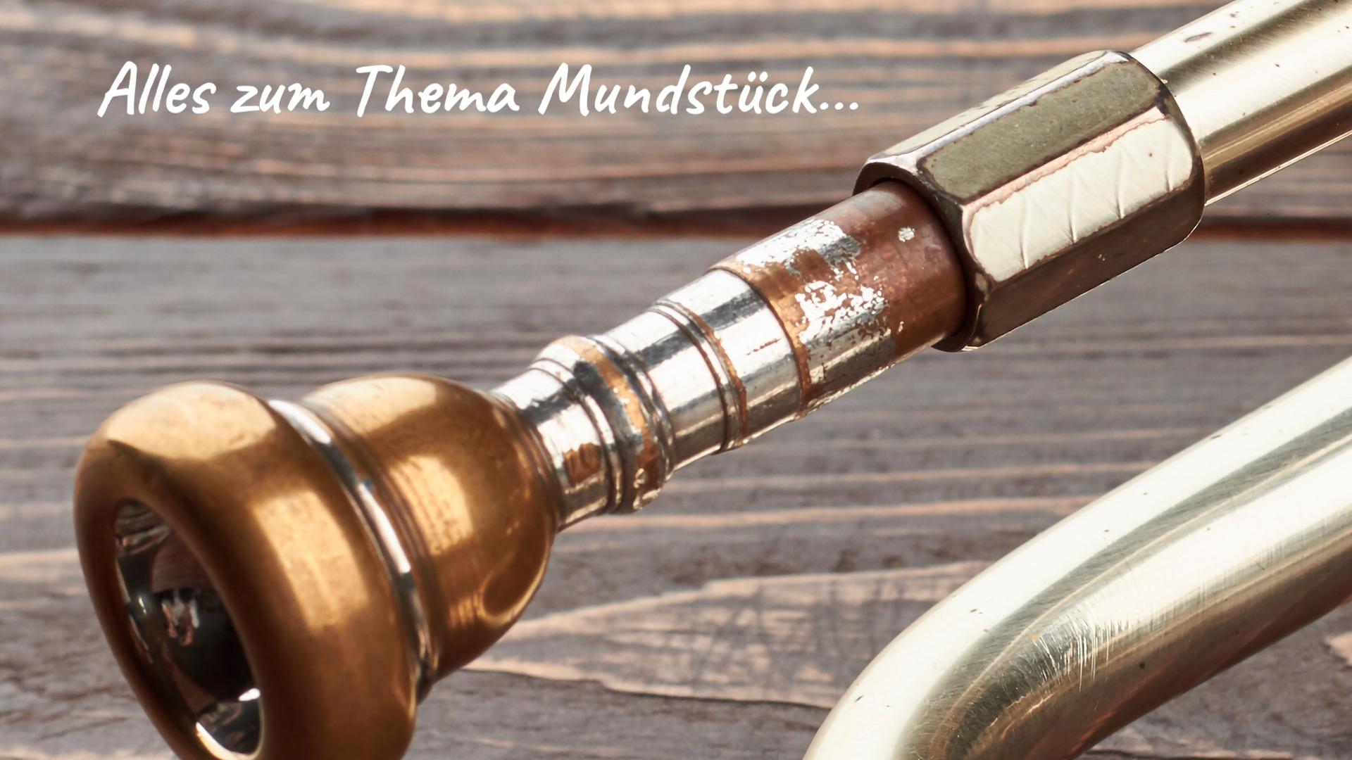 Mundstück Trompete